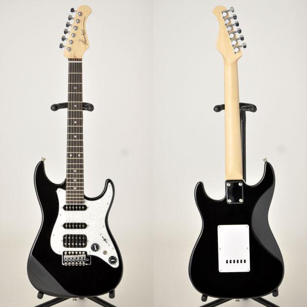 Bacchus GS-Mini (BLK) 《ミニギター》【送料無料】