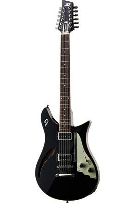 【在庫一掃】 Duesenberg Double Double Cat 12-Strings(Black)《12弦ギター》 Duesenberg【送料無料】 Cat【受注生産品】, 代官山クロシェット:014c3b77 --- bellsrenovation.com