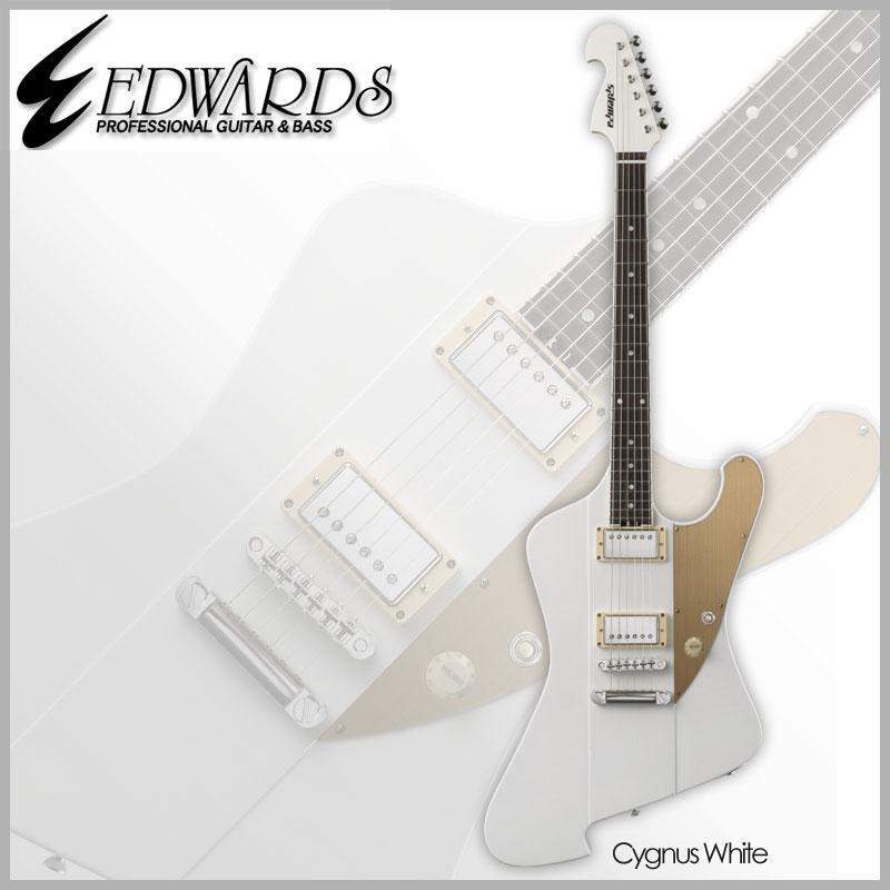 【エレキギター】≪エドワーズ≫ EDWARDS Artist Series Leda Model E-Cygnus[Leda / レダ]【送料無料】