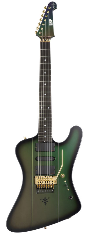 ESP Artist Series HIRO Model LC-H Cross Fire 7 ( PLREADES-II w/Black Burst )【受注生産品】【送料無料】【smtb-u】, 仁多郡 b025de92