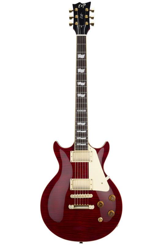 ESP Artist Series KH-DC [ Kirk Hammett / カーク・ハメット] (See Thru Black Cherry)【送料無料】【受注生産品】
