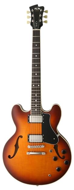 【エレキギター】《FGN》 FGN Masterfield MSA Series MSA-HP/AS/14 (Antique Sunburst)【送料無料】