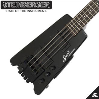 Steinberger Spirit XT-2DB (Black)【送料無料】