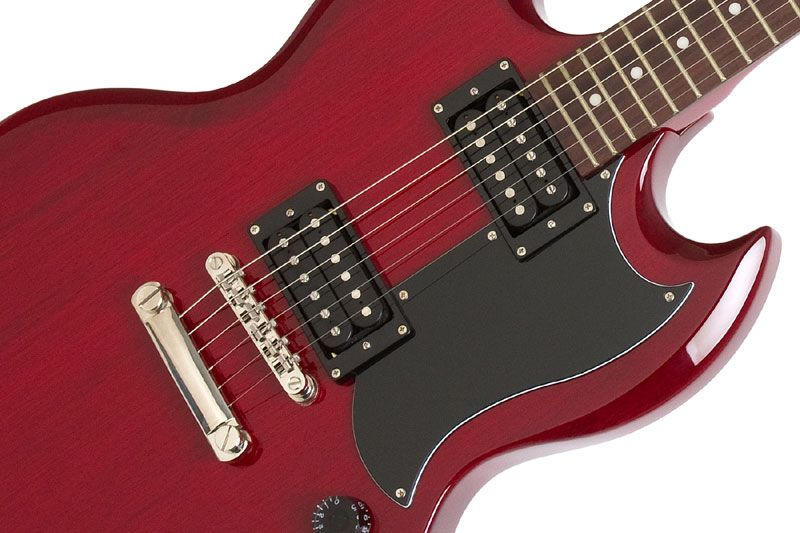 "Epiphone SG Special (Cherry) ""featuring Killswitch"", [ESGSCHCH1]"
