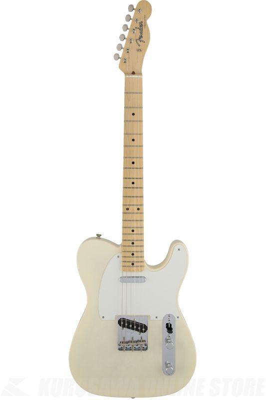 Fender American Vintage Series / American Vintage '58 Telecaster, Maple Fingerboard, Aged White Blonde《エレキギター》