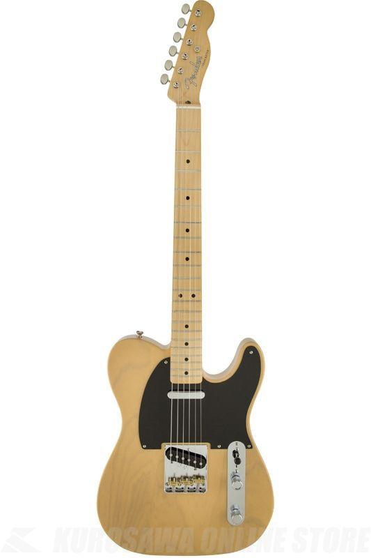 エレキギター テレキャスター 《フェンダー》 海外並行輸入正規品 Fender Classic Series Player Maple Baja Fingerboard 男女兼用 Blonde《エレキギター》 ご予約受付中 Telecaster