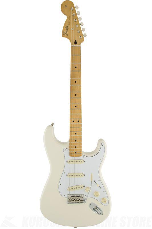 Fender Artist Series Jimi Hendrix Statocaster (Olympic White)(ご予約受付中)