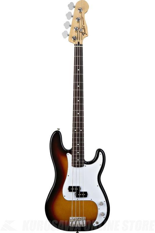 Fender Standard Series / Standard Precision Bass, Pau Ferro Fingerboard, Brown Sunburst/0146103532