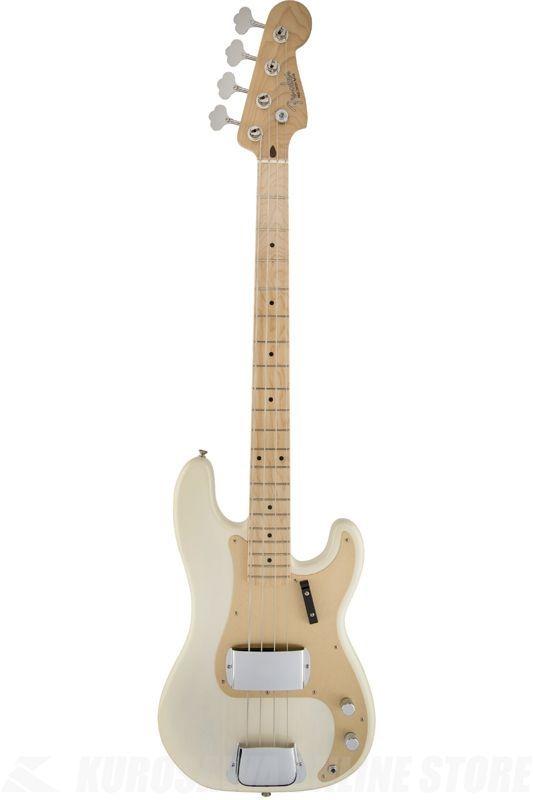 Fender American Vintage Series / American Vintage '58 Precision Bass, Maple Fingerboard, White Blonde《ベース》