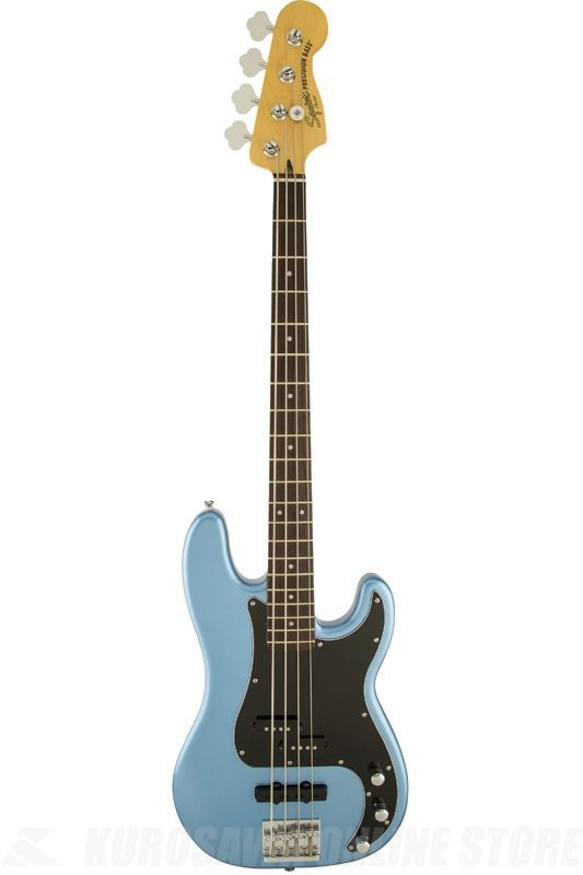 SQUIER Vintage Modified Models Series / Vintage Modified Precision Bass PJ, Rosewood Fingerboard, Lake Placid Blue《ベース》