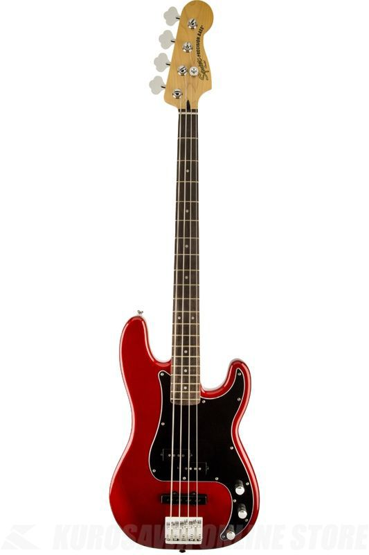 SQUIER Vintage Modified Models Series / Vintage Modified Precision Bass PJ, Rosewood Fingerboard, Candy Apple Red《ベース》