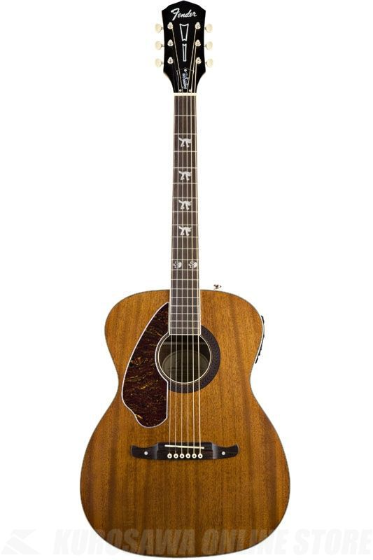 Fender Acoustic / Tim Armstrong Hellcat Left-Handed, Natural 《アコースティックギター》