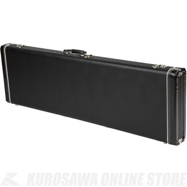 Fender Mustang/Jag-Stang/Cyclone Multi-Fit Case, Standard Black with Black Acrylic Interior《ギターケース/ハードケース》【ご予約受付中】