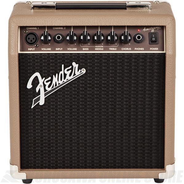 Fender Acoustasonic 15 【アンプ】《フェンダー》