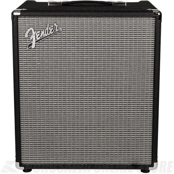 Fender Rumble 100 (V3), 100V JPN, Black/Silver 《ベース》【ご予約受付中】