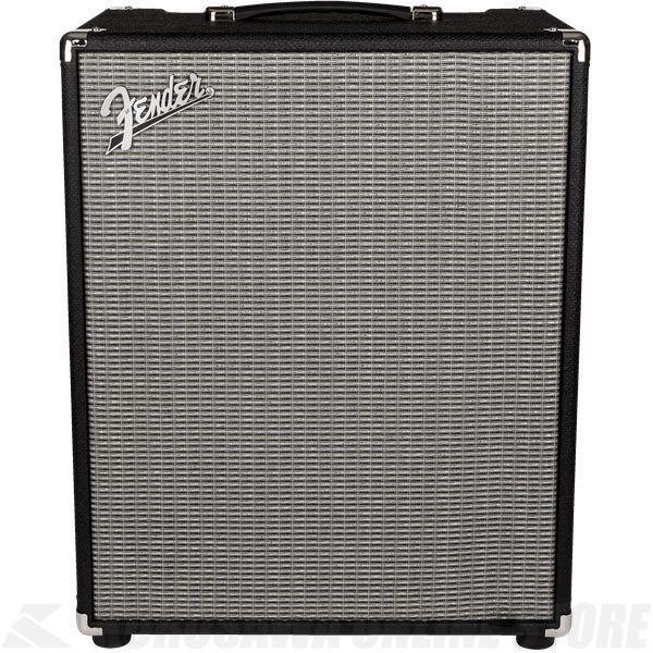 Fender Rumble 200 (V3), 100V JPN, Black/Silver 《ベース》(ご予約受付中)