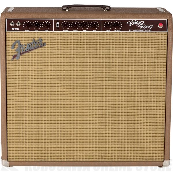Fender Vibro-King 20th Anniversary Edition 【アンプ】《フェンダー》