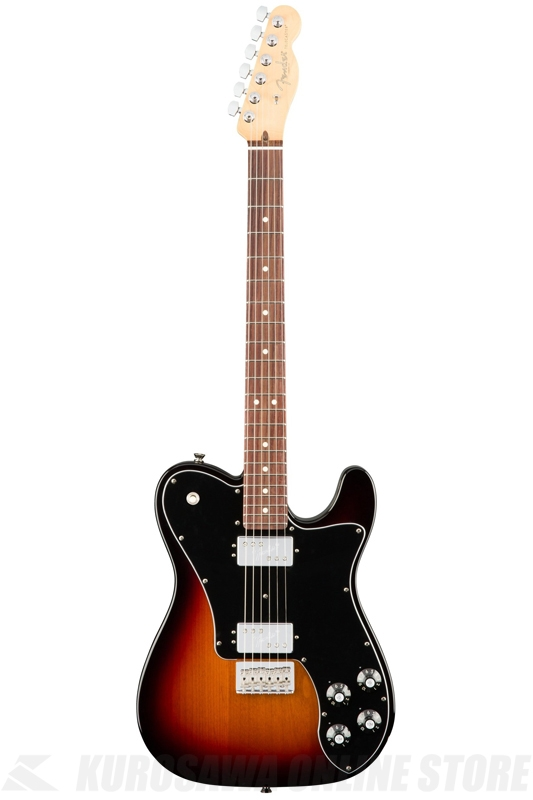 Fender [No.0113080700] / American Professional Telecaster Deluxe ShawBucker (3-Color Sunburst / Rosewood Fingerboard)《エレキギター》【送料無料】