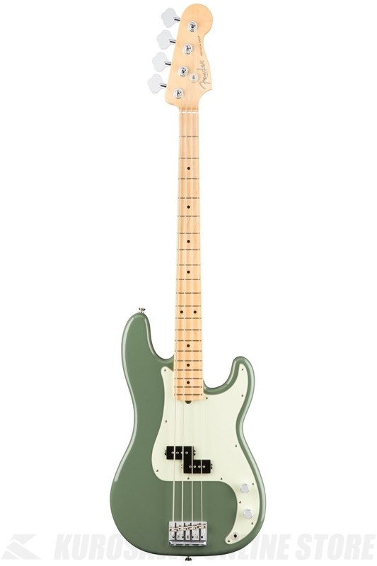 Fender [No.0193612776] / American Professional Precision Bass (Antique Olive / Maple Fingerboard)《ベース》【送料無料】