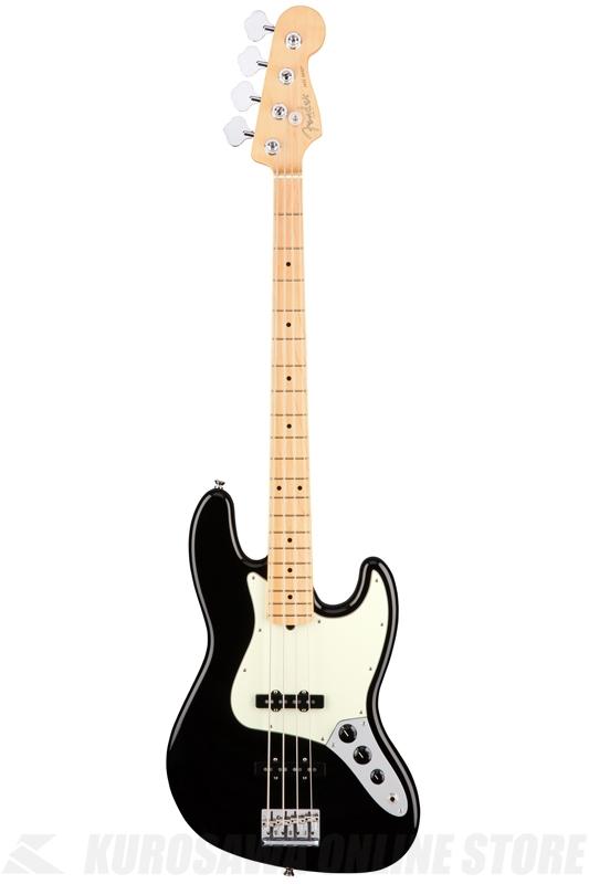 Fender [No.0193902706] / American Professional Jazz Bass (Black / Maple Fingerboard)《ベース》【送料無料】