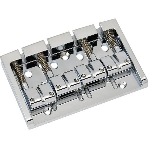 ベースパーツ ブリッジ 《ゴトー》 Gotoh ゴトー 特価 Bass Bridge 保証 Multi-Tonal Chrome Black Series 《ベースパーツ 送料無料 ブリッジ》 303BO-4