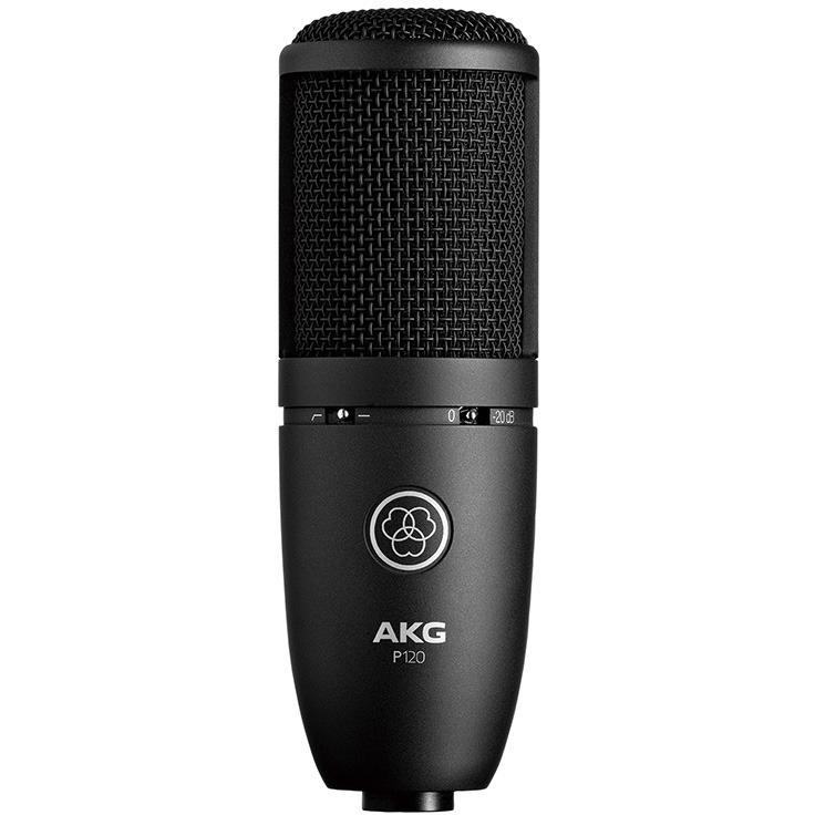 AKG Project Studio Line Series P120 《コンデンサーマイク》【送料無料】(ご予約受付中)