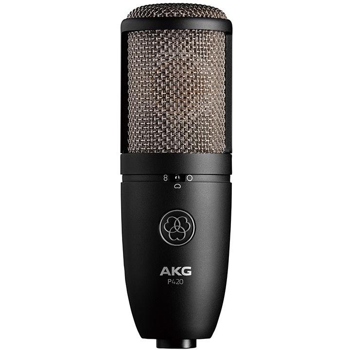 AKG Project Studio Line Series P420 《コンデンサーマイク》【送料無料】