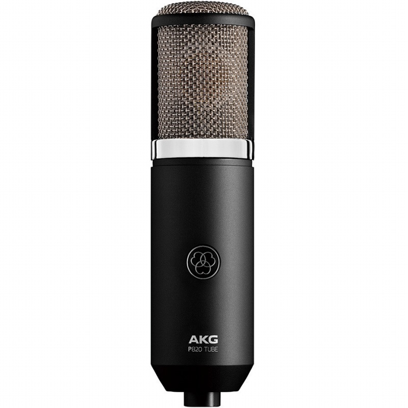 AKG Project Studio Line Series P820 TUBE《コンデンサーマイク》【送料無料】