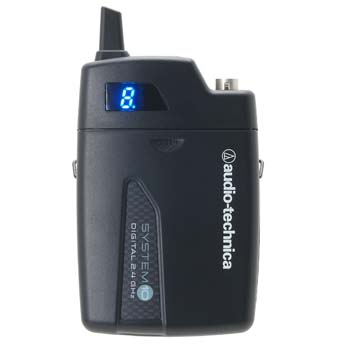 audio-technica ATW-T1001J 《ワイヤレストランスミッター》【送料無料】(ご予約受付中)