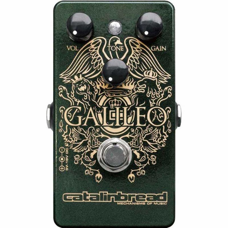 Catalinbread Galileo MKII《エフェクター/オーバードライブ》【送料無料】(ご予約受付中)