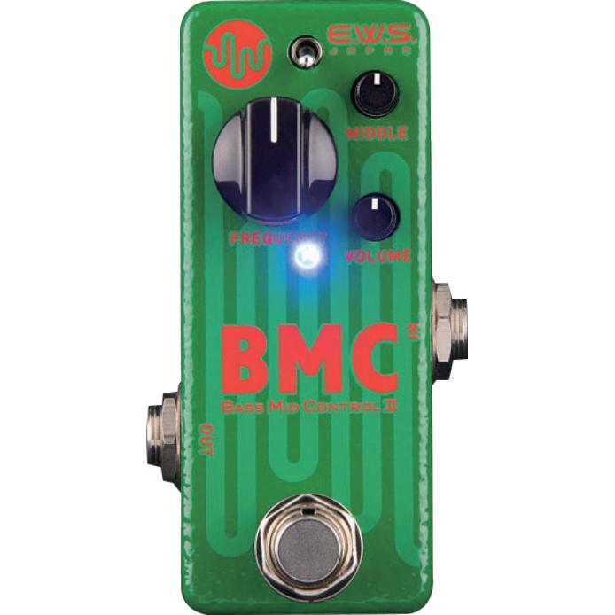 <title>エフェクター 《EWS》 E.W.S BMC2 Bass Mid Control 2 《エフェクター ベース用ミッドコントローラー》 送料無料 40%OFFの激安セール</title>
