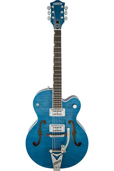 Gretsch G6120SH Brian Setzer Hot Rod (Harbor Blue 2-Tone) 《エレキギター》【送料無料】