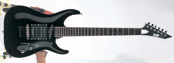 ESP STEF-6 (Black)【送料無料】【受注生産品】