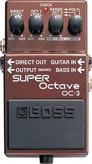 BOSS OC-3 スーパーオクターブ 【送料無料】