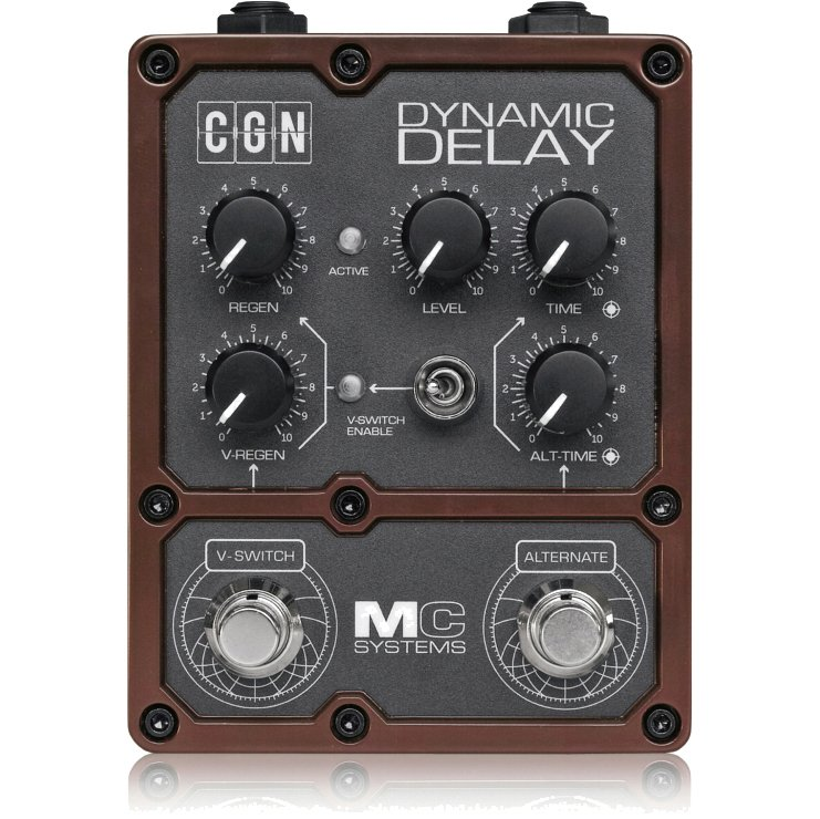MC Systems CGN Dynamic Delay《エフェクター/ディレイ》【送料無料】
