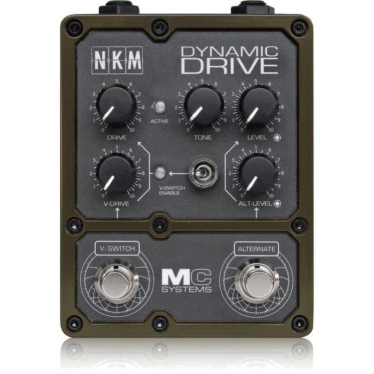 MC Systems NKM Dynamic Drive《エフェクター/オーバードライブ》【送料無料】