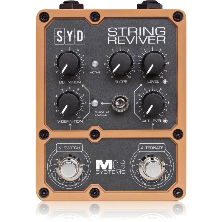MC Systems SYD String Reviver《エフェクター/イコライザー、エンハンサー》【送料無料】