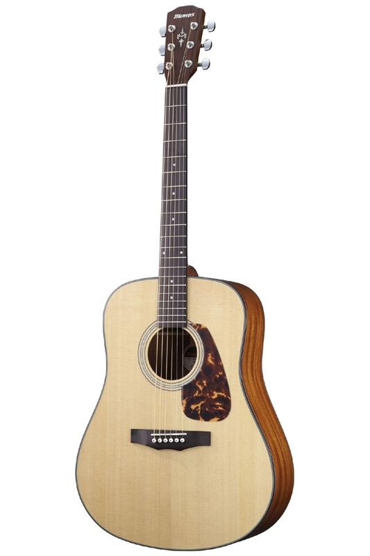【ご予約受付中】Morris PERFORMERS EDITION M-351i (NAT/ナチュラル)《アコースティックギター》【送料無料】