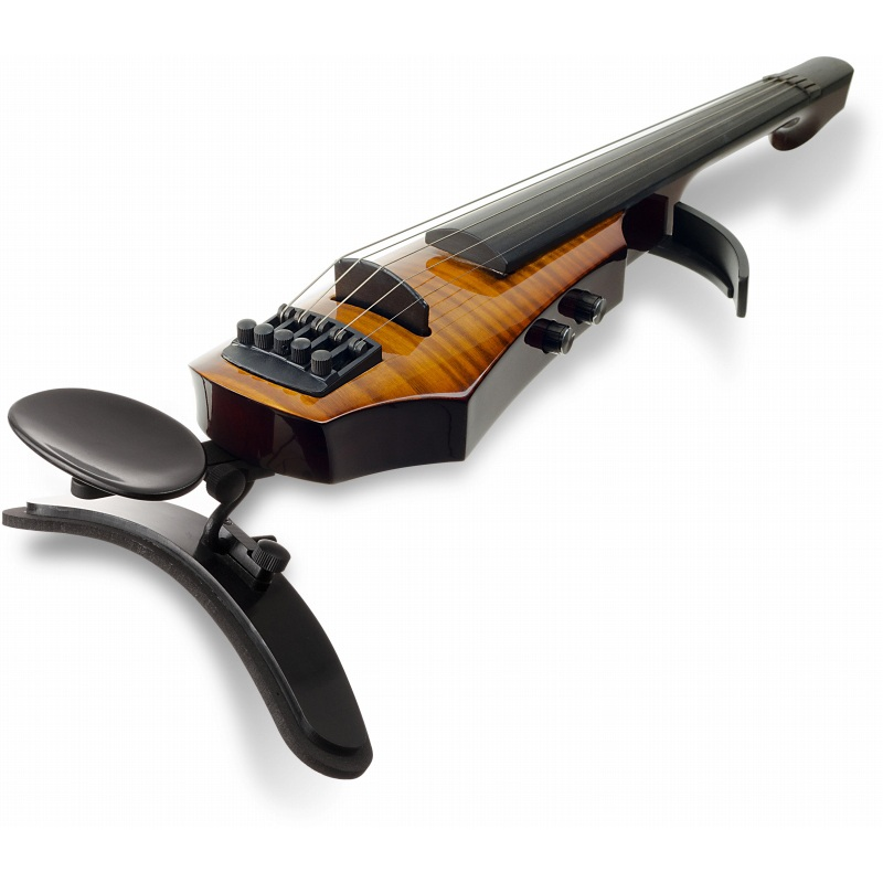 NS Design WAV5-AB WAV Violin 5st Amberburst Passive Polar PU system 《エレキバイオリン》 【送料無料】