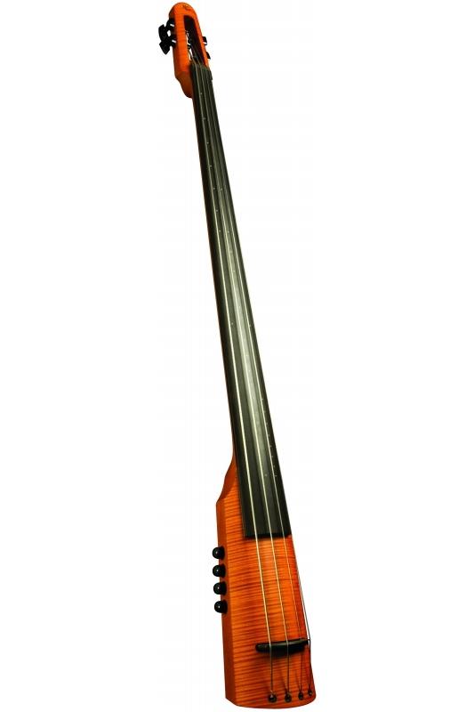 【信頼】 NS Design CR4T-AM CR Double Bass 4st?Amber Traditional CR4 with Traditional?Setup, Helicore Hybrid String 《エレキアップライトベース》 【送料無料】, クックス産直 82efdb22