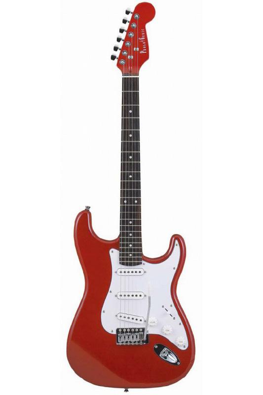 Photogenic ST-180/MRD (Metallic Red)《エレキギター》【送料無料】【入門用・初心者に人気!】 [ST-180]