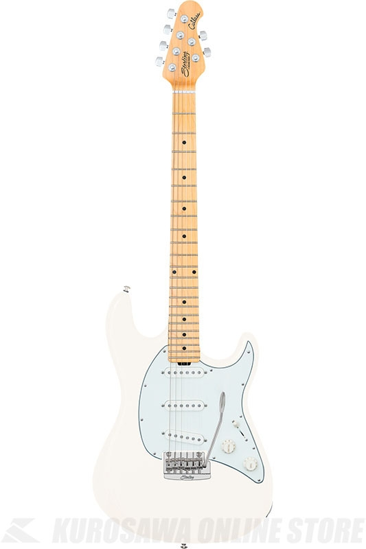 Sterling by MUSICMAN Cutlass CT50 OWH/M (Olympic White / Maple Fingerboard)《エレキギター》【送料無料】