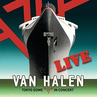 [輸入盤] Van Halen TOKYO DOME LIVE IN CONCERT Live in Japan 4LP 180GRAM VINYL 《4枚組レコード》 [8122-795521]【送料無料】【3月31日発売ご予約受付中】