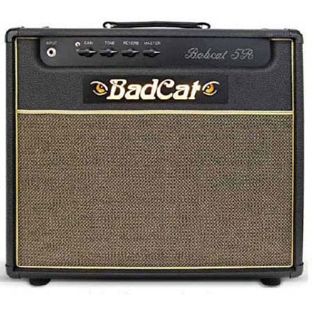 Bad Cat Bobcat 5R 《ギターアンプ/コンボアンプ》【送料無料】【納期未定・ご予約受付中】