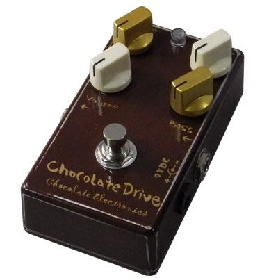 Chocolate Electronics Chocolate Drive 《エフェクター/オーバードライブ》【送料無料】