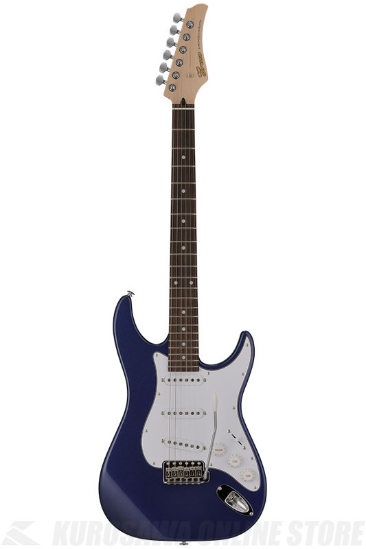 Greco WS-STD (Dark Blue / Rosewood)《エレキギター》【日本製】【送料無料】
