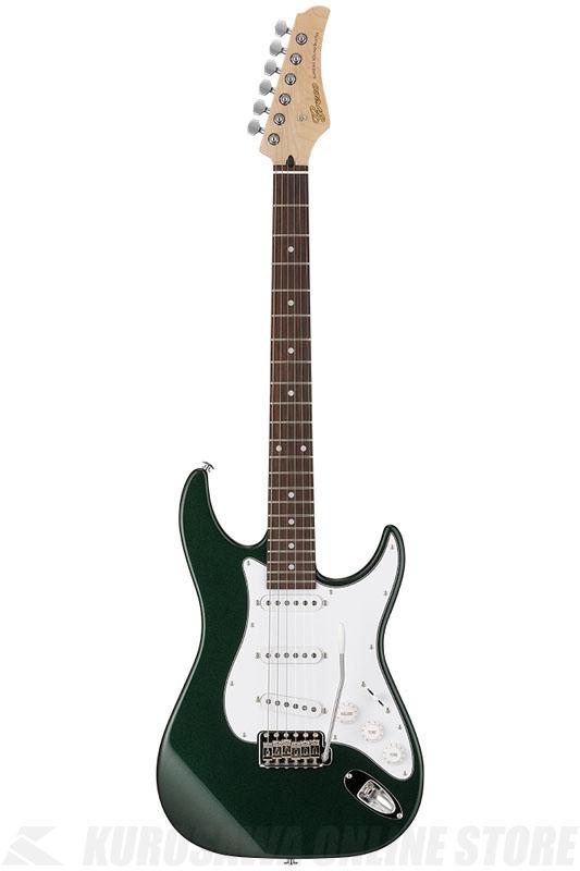 Greco WS-STD (Dark Green / Rosewood)《エレキギター》【日本製】【送料無料】