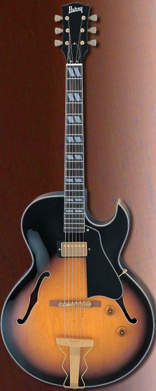 Burny RFA-75 (BS) 【smtb-u】【フェルナンデスオリジナルギター弦3セットプレゼント】[お取り寄せ商品]