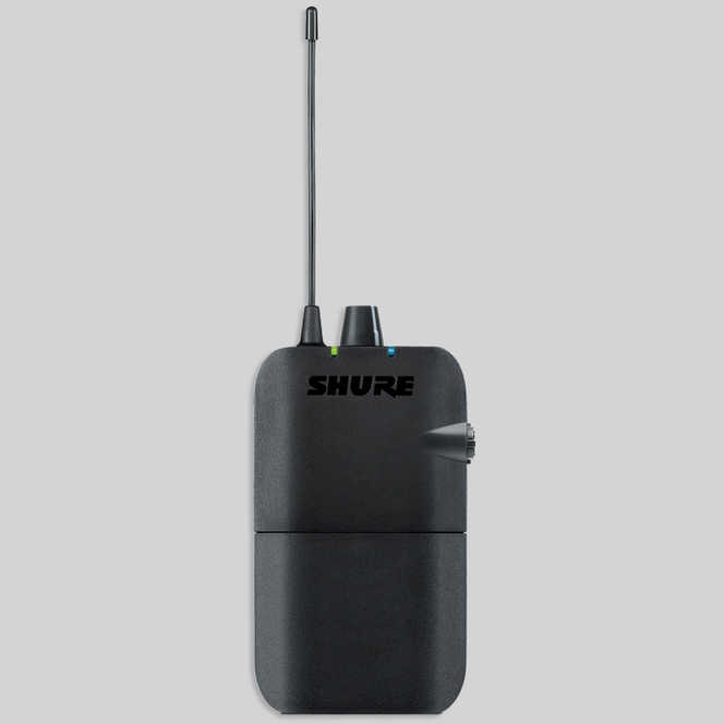 SHURE PSM300 P3R PSM300 / ワイヤレスボディパック型受信機【送料無料】