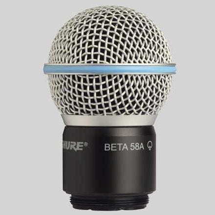 SHURE Wireless Accessories RPW118 / ワイヤレス用BETA58カートリッジ【送料無料】